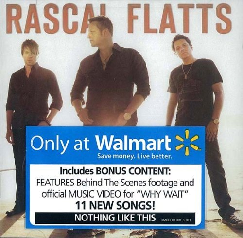 Rascal Flatts Nothing Like This Special Edition (with Bonus Vid