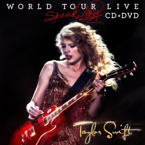 Taylor Swift Speak Now World Tour Live (cd Incl. DVD
