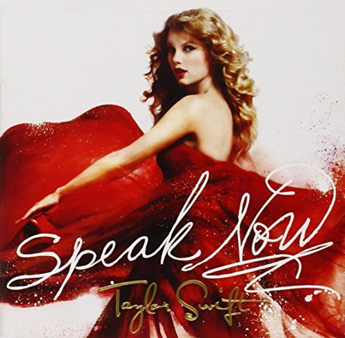 Taylor Swift Speak Now Deluxe Ed. Incl. DVD