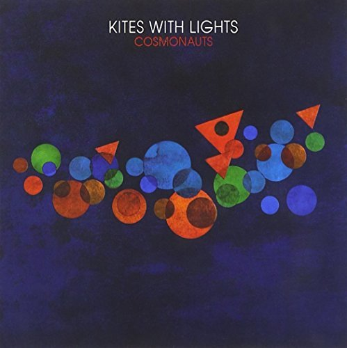 Kites With Lights Cosmonauts