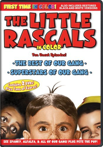 Best Of Our Gang & Superstars Little Rascals Nr 2 DVD