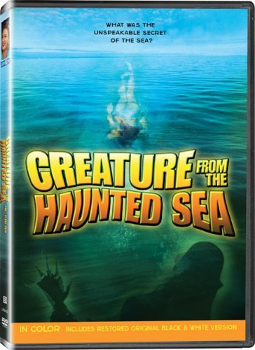 Creature From The Haunted Sea Creature From The Haunted Sea Nr