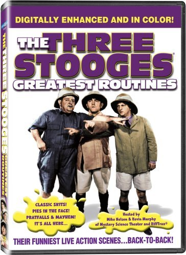 Greatest Routines Three Stooges Nr