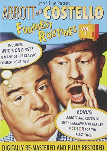 Abbott & Costello Funniest Routines 1 Nr
