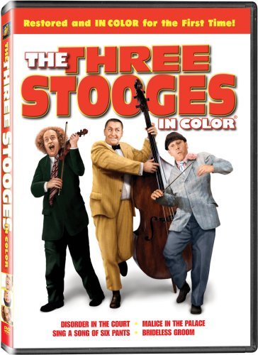 Shorts Three Stooges Nr