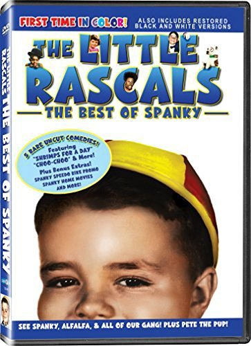 Little Rascals Best Of Spanky Nr