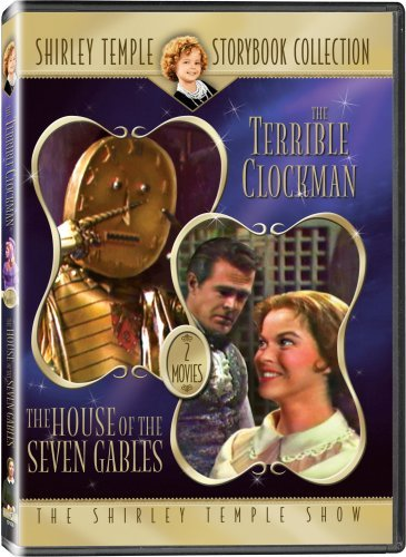 House Of Seven Gables Terrible Temple Shirley Nr 2 DVD