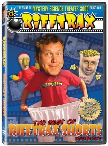 Vol. 1 Best Of Rifftrax Shorts Rifftrax Nr