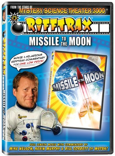 Missile To The Moon Rifftrax Nr