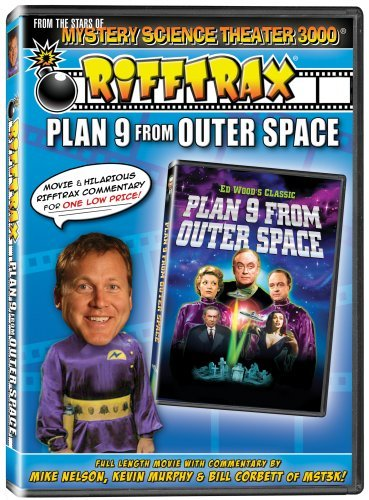 Plan 9 From Outer Space Rifftrax Nr