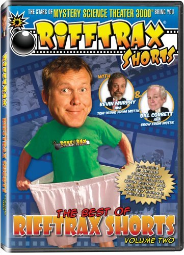 Rifftrax Vol. 2 Best Of Rifftrax Shorts Nr