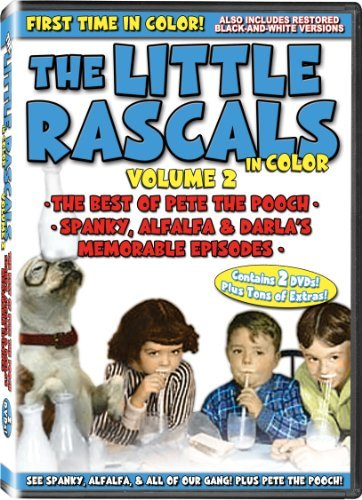 Little Rascals In Color Vol. 2 Nr 2 DVD