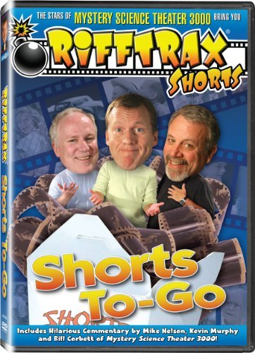 Rifftrax Shorts To Go Nr