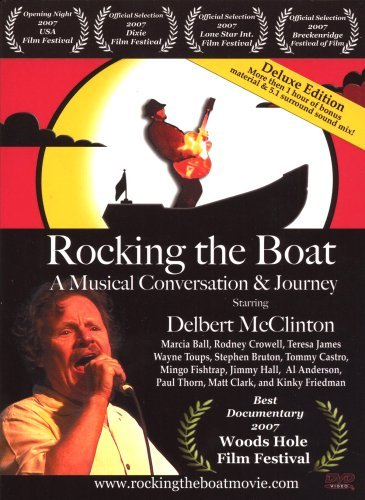 Mcclinton Delbert & Friends Rocking The Boat Musical Conv