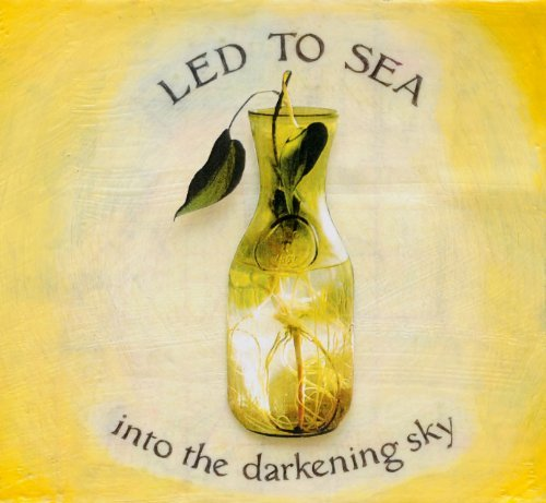 Led To Sea Into The Darkening Sky