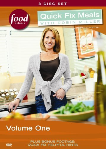Quick Fix Meals With Robin Mil Vol. 1 Nr 3 DVD