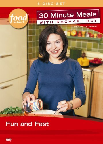 30 Minute Meals With Rachael R Vol. 1 Fun & Fast Nr 3 DVD