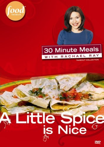 30 Minute Meals With Rachael R Little Spice Is Nice Nr
