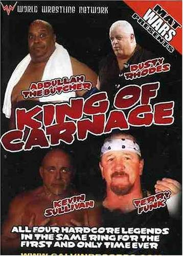 King Of Carnage Fatal Four Way King Of Carnage Fatal Four Way