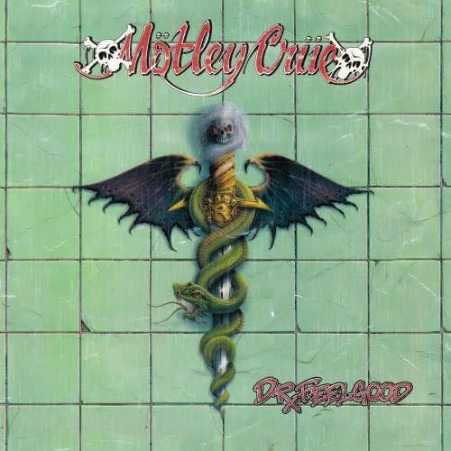 Mötley Crüe Dr. Feel Good