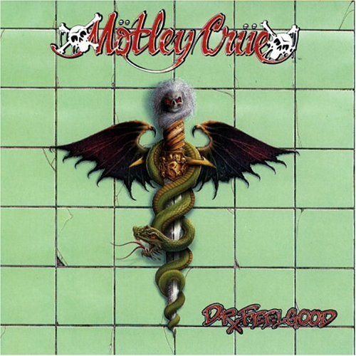 Mötley Crüe Dr. Feelgood 180gm Vinyl