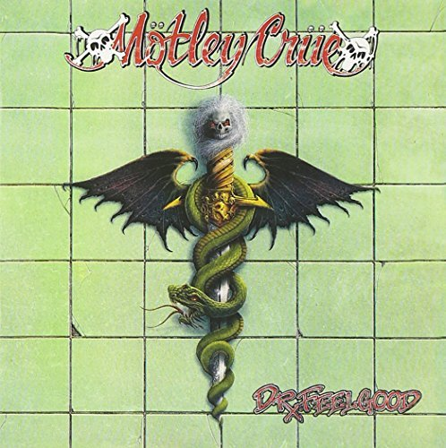 Mötley Crüe Dr Feelgood (20th Anniversary Explicit Version