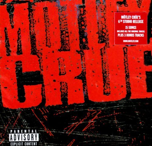 Mötley Crüe Motley Crue Explicit Version