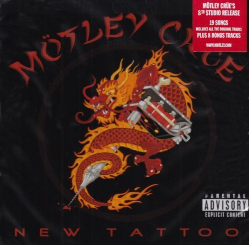 Mötley Crüe New Tattoo Explicit Version