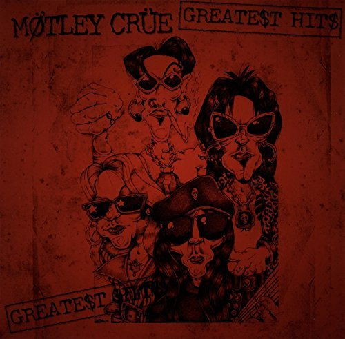 Mötley Crüe Greatest Hits 2 Lp Set