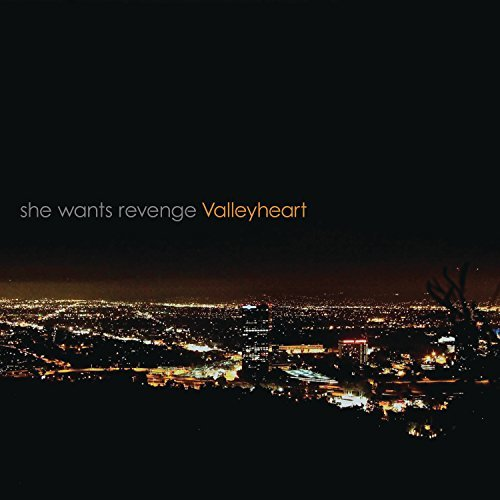 She Wants Revenge Valleyheart Digipak