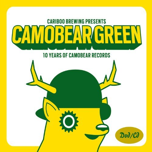 Camobear All Stars Camobear Green Incl. DVD