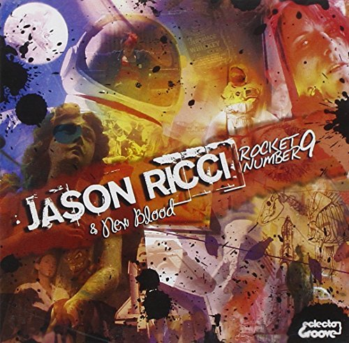 Ricci Jason Rocket Number 9