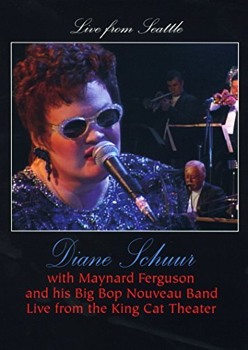 Diane Schuur Live From Seattle Nr