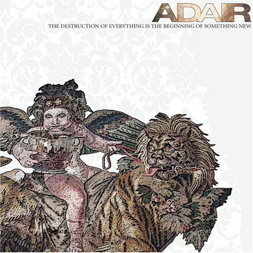 Adair Destruction Of Every Incl. Bonus DVD
