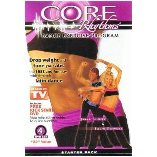 Core Rhythms Dance Exercise Program Starter Packag