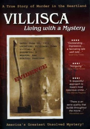 Villisca Living With A Mystery Villisca Living With A Mystery Nr