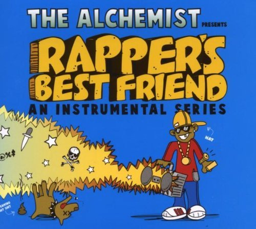 Alchemist Rappers' Best Friend