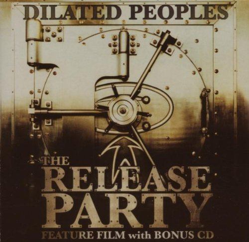Dilated Peoples Release Party Explicit Version Incl. DVD