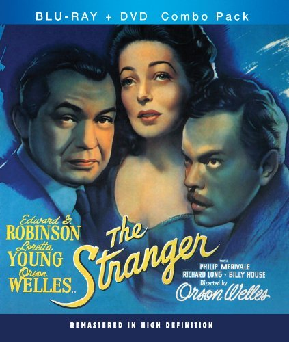 Stranger Robinson Young Welles Ws Blu Ray Nr Incl. DVD