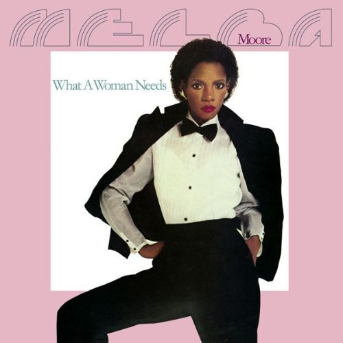 Melba Moore What A Woman Needs