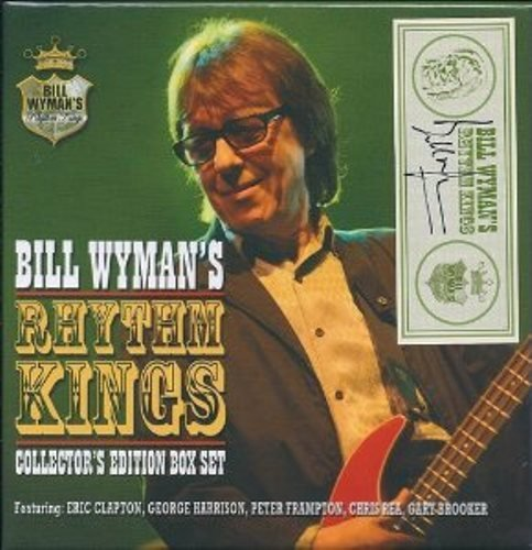 Bill & His Rhythm Kings Wyman Collectors Edition 5 CD Box Se