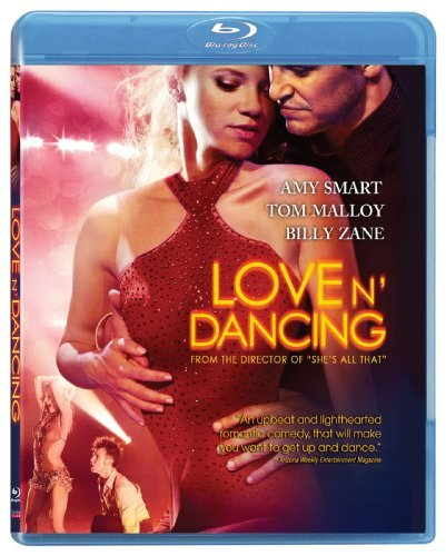 Love N'dancing Smart Zane Malloy Blu Ray Ws R