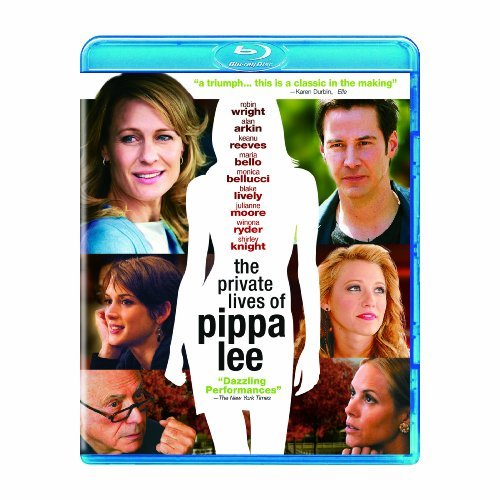 Private Lives Of Pippa Lee Penn Reeves Moore Ryder Blu Ray Ws R