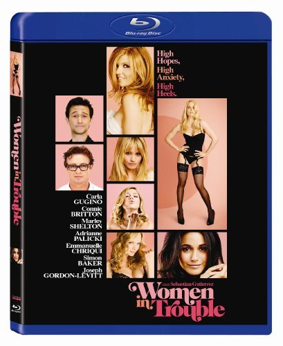 Women In Trouble Gugino Palicki Baker Brolin Blu Ray Ws R