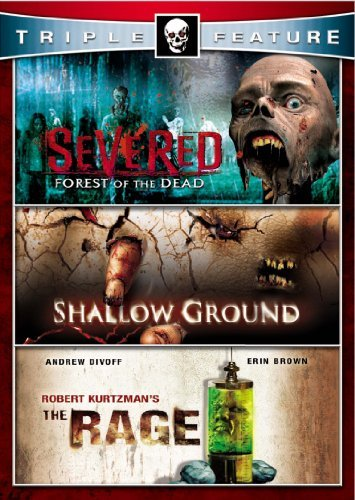 Severed Shallow Graund Rage Severed Shallow Graund Rage Nr