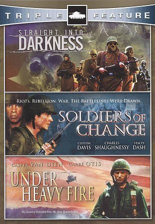 Straight Into Darkness Soldiers Of Change Under He Triple Feature Triple Feature