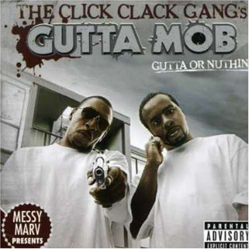 Gutta Mob Messy Marv Presents Gutta Or N Explicit Version 2 CD