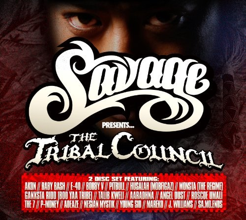 Savage Presents The Tribal Council Explicit Version 2 CD