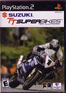 Ps2 Suzuki Tt Superbikes Real Road Racing