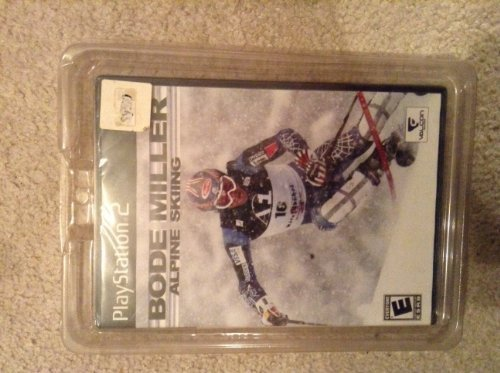 Ps2 Bode Miller Skiing